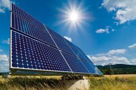مقاله انرژی خورشیدی، صفحات فوتوولتائیک ونیروگاه خورشیدی