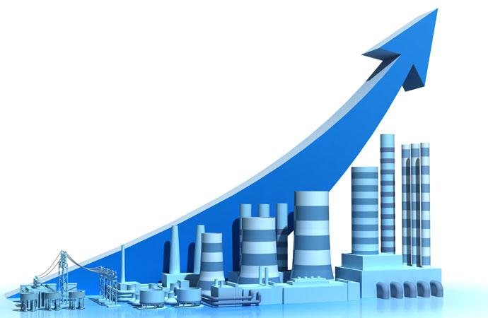 تحقیق بررسی و مقایسه رشد صنعت در کشورهای گوناگون